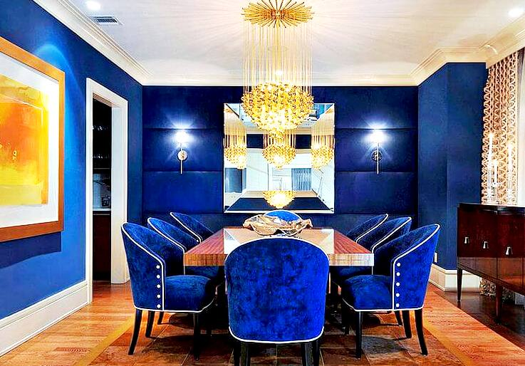 Blue Dining Room Ideas That Will Charm Your Senses