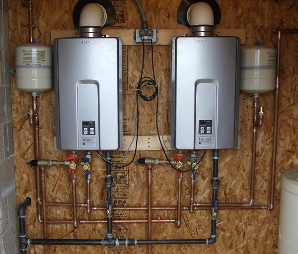 fix hot water heater