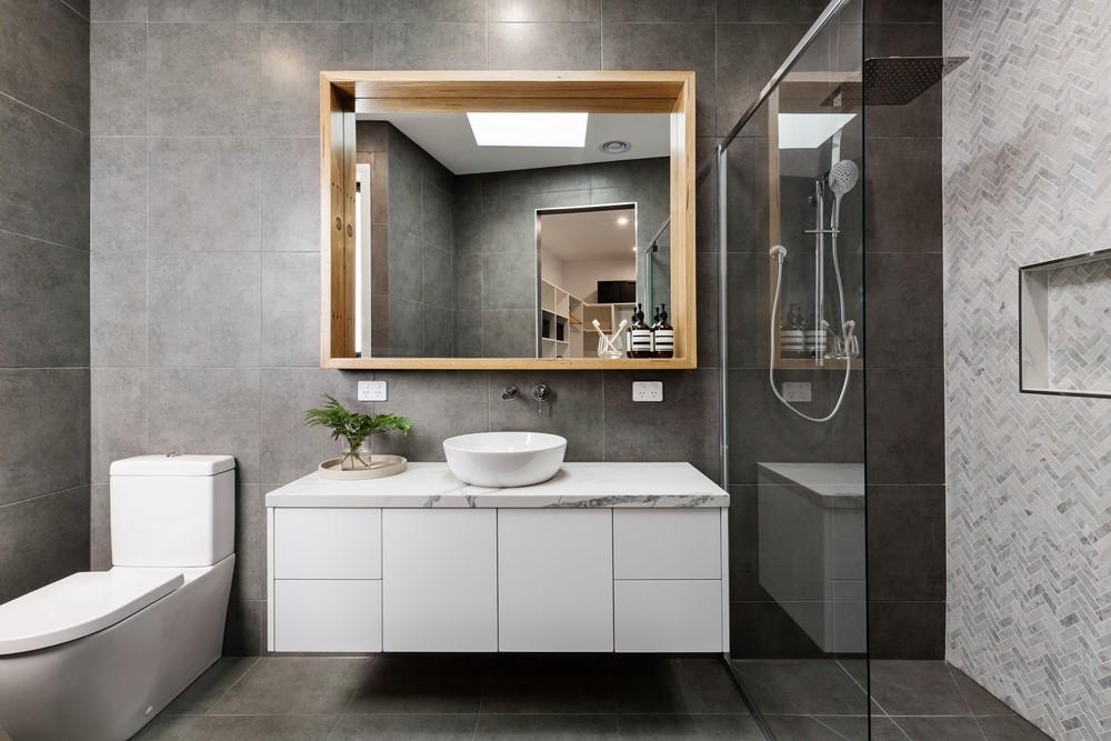 bathroom design tactics
