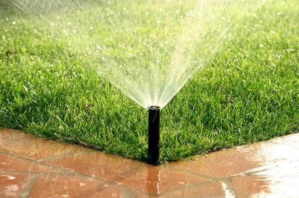 sprinkler system tips