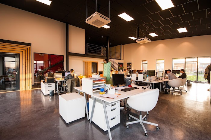 Office interior design ideas