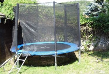 benefits of trampoline to kids