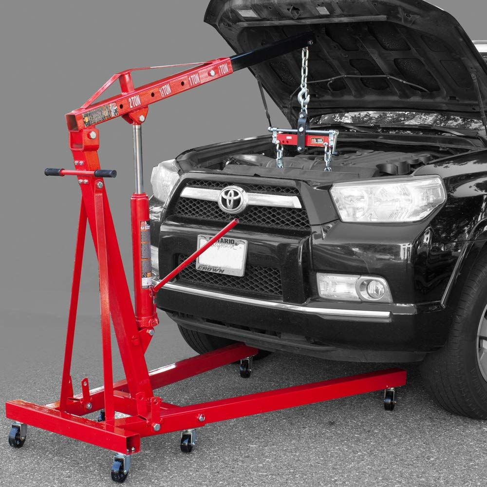 home depot tools rental engine hoist
