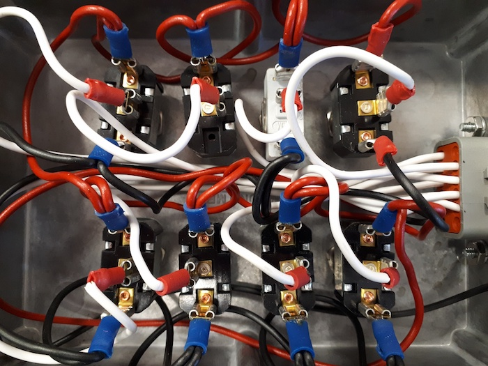 home electrical wiring update cost