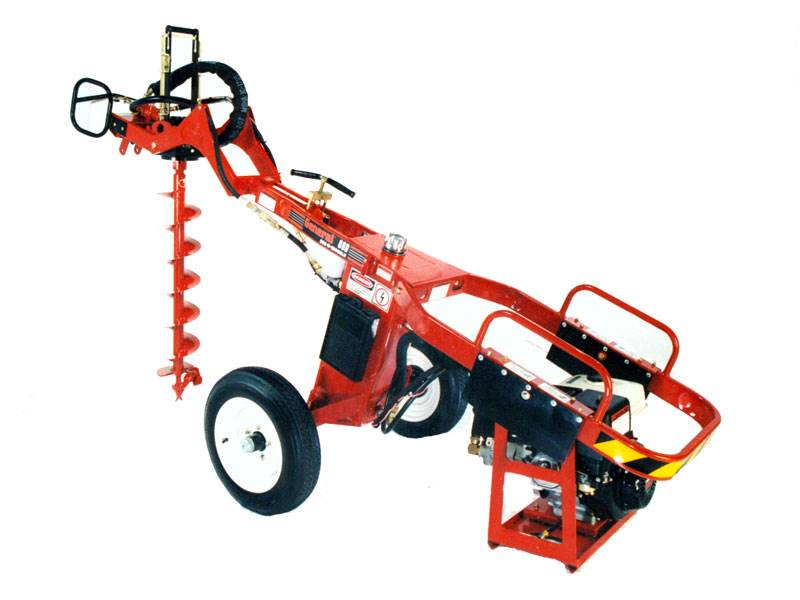lowes auger rental policy