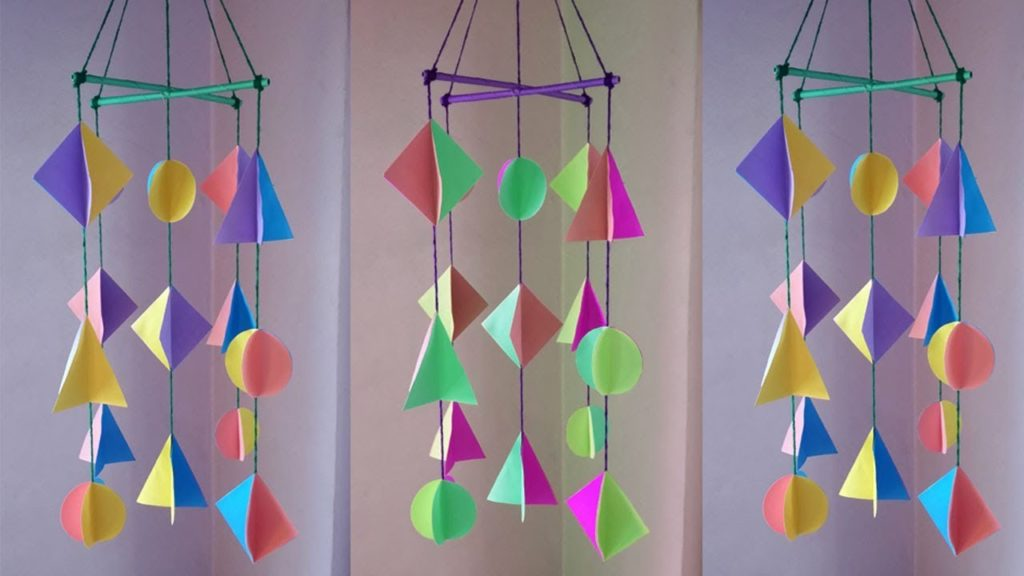 wind chimes with beads