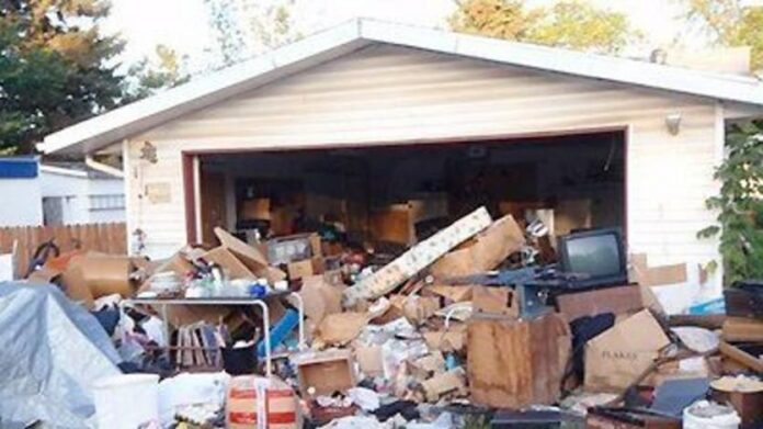 house junk cleanout real estate