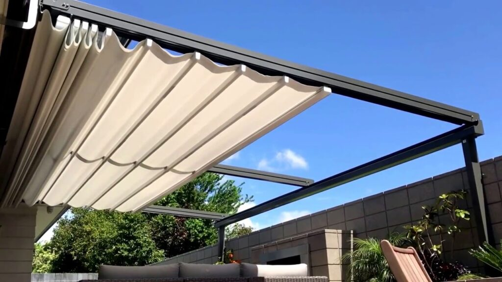 outdoor awnings maintenance